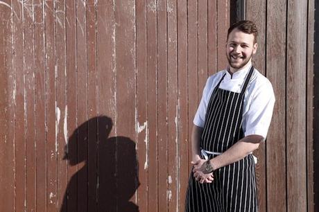 Chef Scott Smith norn edinburgh new opening