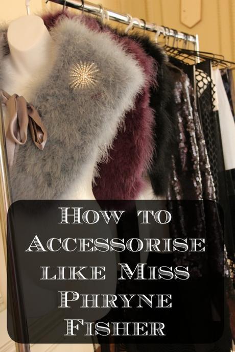 How to Dress Like Miss Phryne Fisher