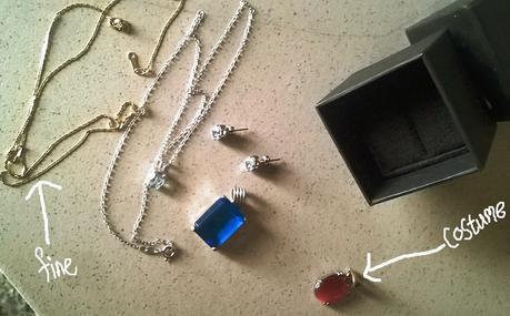 Fine Jewelry vs Costume Jewelry