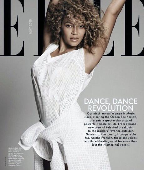 Beyoncé Changes The Conversation In Elle Magazine Interview