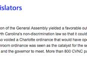 North Carolina Catholic Bishops Peter Jugis Michael Burbidge Issue Warm Thank Legislators Bill Attacking LGBTQ People