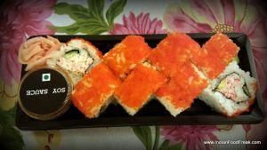 SUSHI JUNCTION, GURGAON: Authentic Japanese Sushi Home Delivered