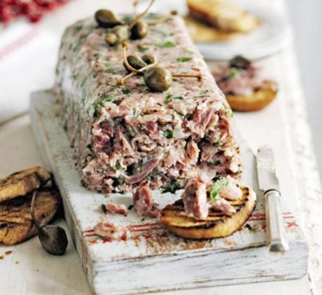 Ham Hock & Mustard Terrine