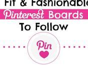 Fashionable Pinterest Boards Follow