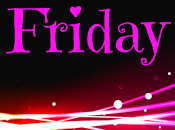 Fabulous Friday April 2016