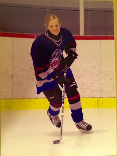 REFLECTIONS AT THE END OF MY CHILD'S MINOR HOCKEY CAREER