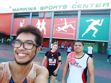 Marikina sports complex adventure sweat and sweets Marikina sports center swimming pool
