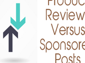 Product Reviews Versus Sponsored
