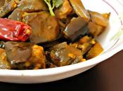 #Summer Cooler Recipe Seem Baingan (Flat Beans With Brinjal/Aubergine)