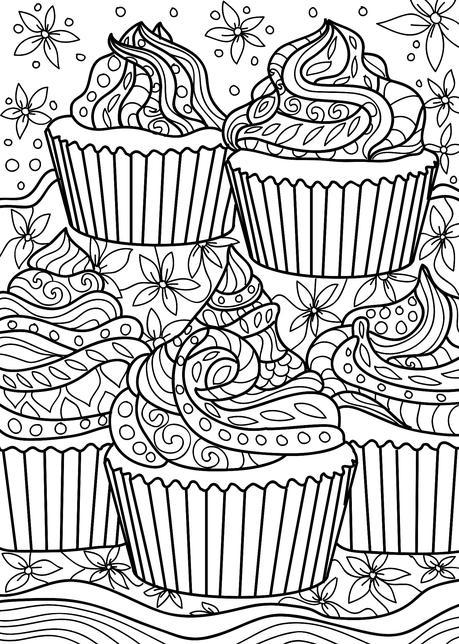 FREE coloring page for this chilly Monday!