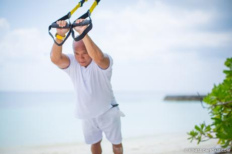 Fitness On Toast Faya Blog Girl Healthy Workout Exercise Fit Healthy Training TRX Maldives W Hotels Resorts Starwood Active Escape-10