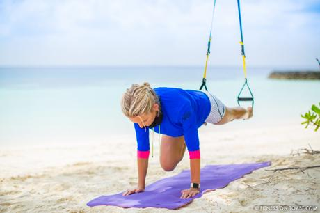 Fitness On Toast Faya Blog Girl Healthy Workout Exercise Fit Healthy Training TRX Maldives W Hotels Resorts Starwood Active Escape-2