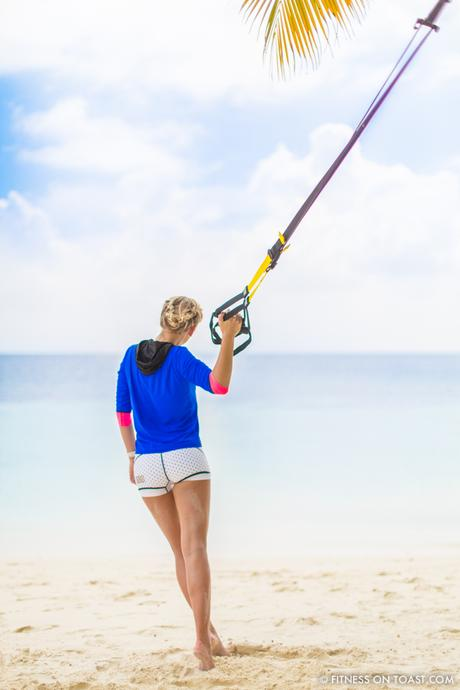 Fitness On Toast Faya Blog Girl Healthy Workout Exercise Fit Healthy Training TRX Maldives W Hotels Resorts Starwood Active Escape-4