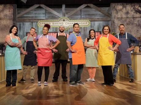 Local Baker Audrey McGinnis Competes On The Food Network's Spring Baking Championship