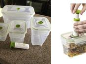 Product Review Nestable Food Storage Vacuum Containers