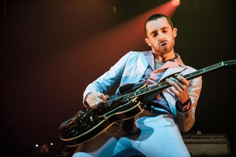 The Last Shadow Puppets Played Webster Hall [Photos]