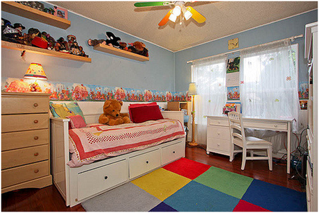 Budget friendly tips to redecorate your kid's room