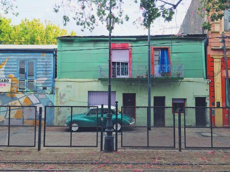 La Boca is also a must see while in BA