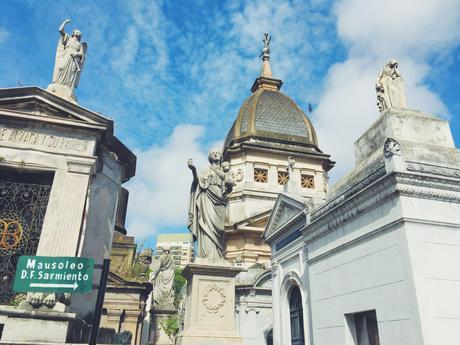 Recoleta Cemetery is a must see and completely FREE