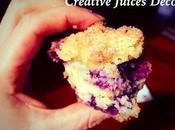 Million Dollar Blueberry Muffins