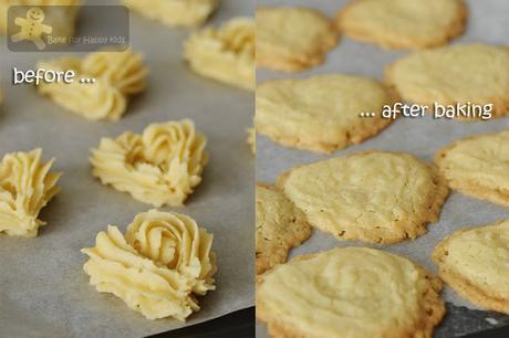 Best Copycat Jenny Bakery Butter Cookies