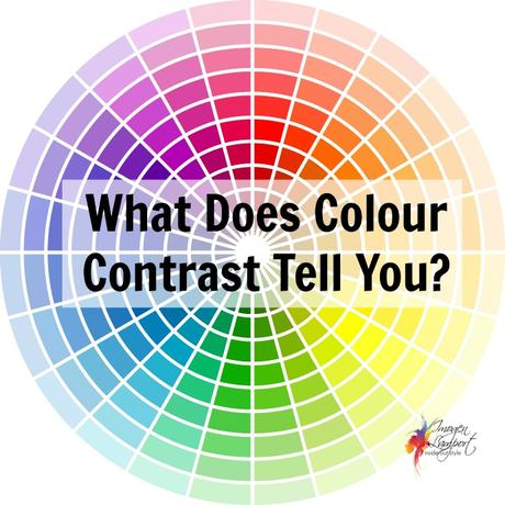 What Does Colour Contrast Tell You Paperblog