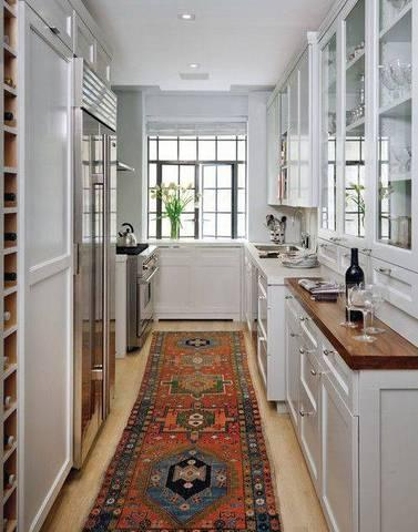 Small Kitchen love: fantastic galley kitchens