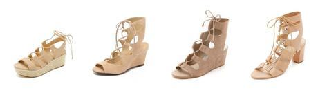 Going Nude … Nude Leather that is.