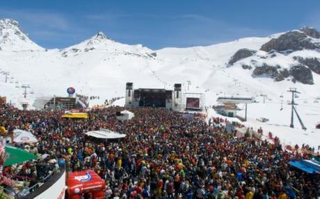 Ski Slope Concerts