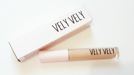Vely Vely IM Custom Flawless Concealer in Natural Review