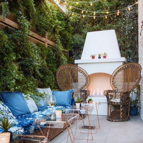 Beautiful outdoor spaces for every style