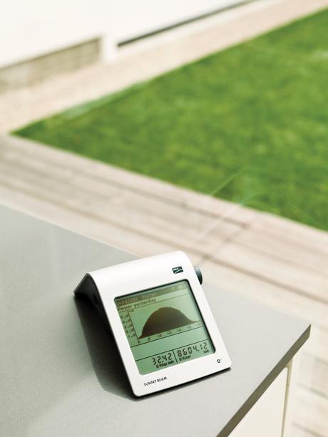 SMA Sunny Beam solar monitor