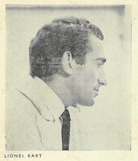 Lionel Bart: THE Great London Songwriter #LionelBart #MusicalTheatre
