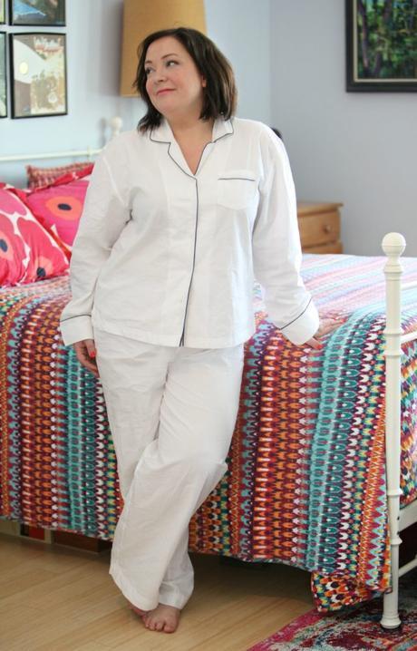 Do New Pajamas Count as Self Care?