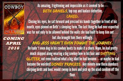 Cowboy: A Story from the Grid (Shadow Keeper) by Jas T. Ward @ejbookpromos @authorjastward