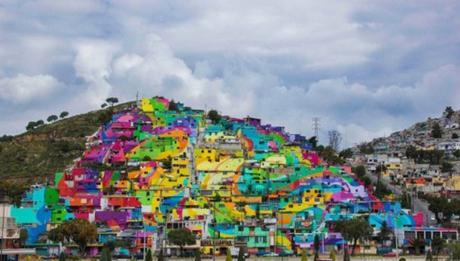 The Macro Mural, Pachuca