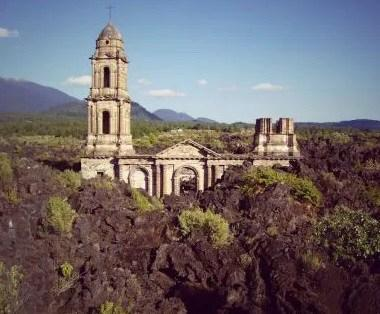San Juan Parangaricutiro, Michoacán