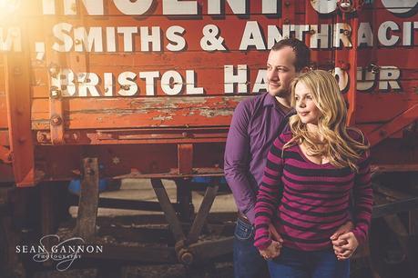 Pre Wedding Portraits in Bristol
