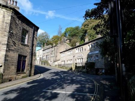 Avant-garde in Hebden Bridge: Jumble Hole Clough, The Cosmic Puppet, Lacey & Greenbody