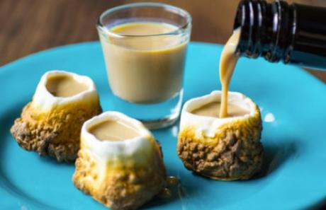 Marshmallow Edible Shot Glass