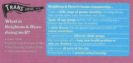 Excerpt from the Brighton & Hove Trans Needs Assessment, 2015