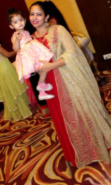 Westside Party Frock for Baby Girl, Westside Booties and GAP Kids Socks