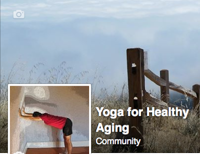 Yoga for Healthy Aging on Facebook