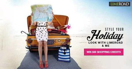 Limeroad #StyleYourHoliday Contest