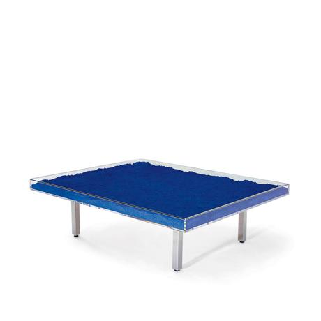 Coffee Tables That Would Make Yves Klein Proud Paperblog