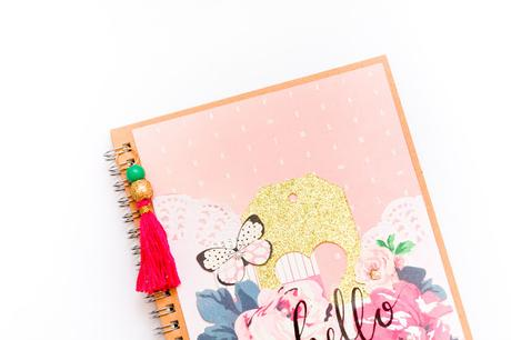Crate Paper Design Team : Altered Notebook