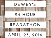 Dewey's Hour Readathon April 2016 (Hour