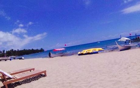 How I Spent a Day with my Family and Relatives in One Laiya Beach Resort for just Php9,000.00 for 25 pax