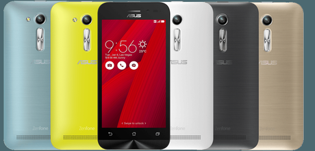 Zenfone Go 4.5 2nd Generation ZB452KG