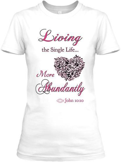 Christian Single T-Shirt